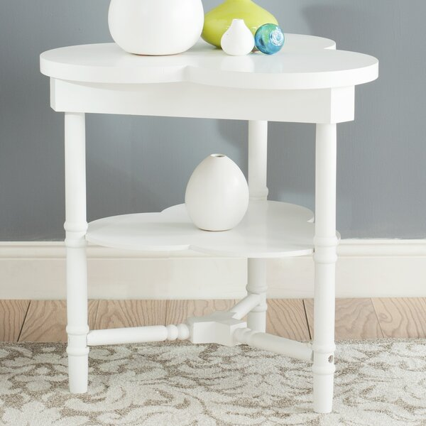 Clover End Table by Safavieh
