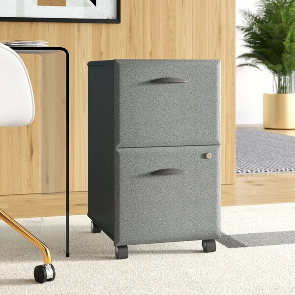 Series A 2 Drawer Vertical File Cabinet