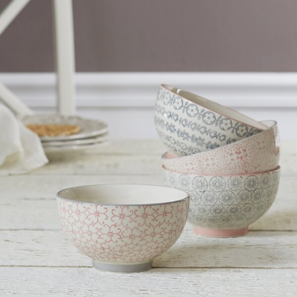 Cloquet 4-Piece Bowl Set by Birch Lane™