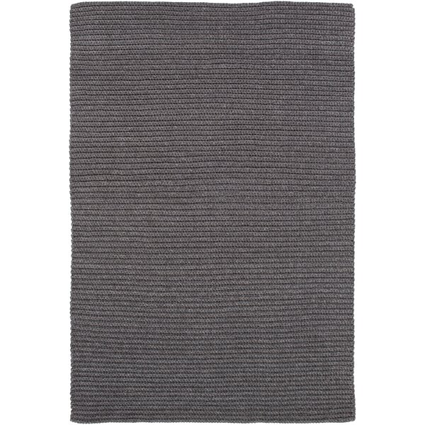 Woolverton Hand Woven Gray Indoor/Outdoor Area Rug by Brayden Studio