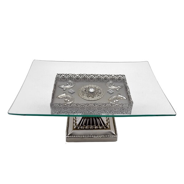 Rectangle Base Cookie Platter by Three Star Im/Ex Inc.