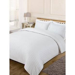 stripe home stitch set percale cover in products ivory black duvet parachute