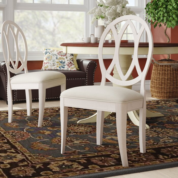 Remarkable Everyday Dining Upholstered Cross Back Side Chair Bralicious Painted Fabric Chair Ideas Braliciousco