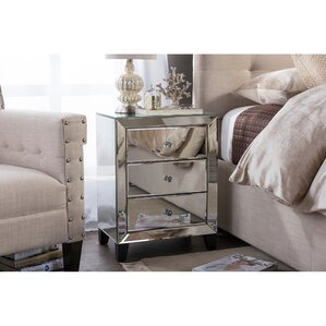Hayworth Mirrored Furniture | Wayfair