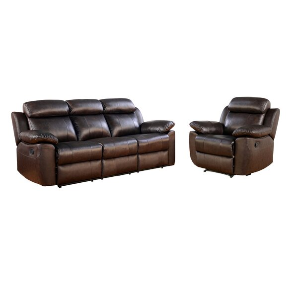 Purdy 2 Piece Reclining Living Room Set By Red Barrel Studio