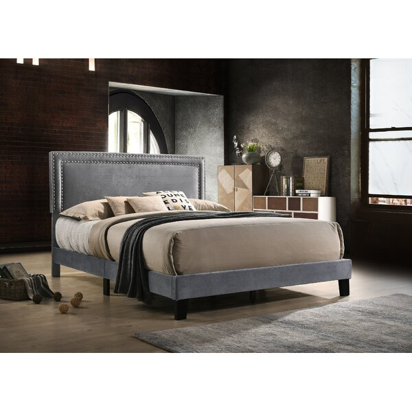 Mccants Upholstered Standard Bed by Williston Forge