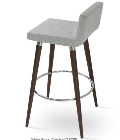 Dallas Wood 29 Bar Stool by sohoConcept