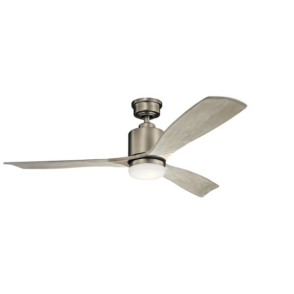 52 Sands 3 Blade LED Ceiling Fan by Orren Ellis