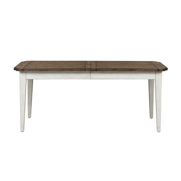 Gilbert Drop Leaf Dining Table by August Grove