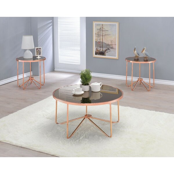 Sterns Sled Coffee Table By Wrought Studio