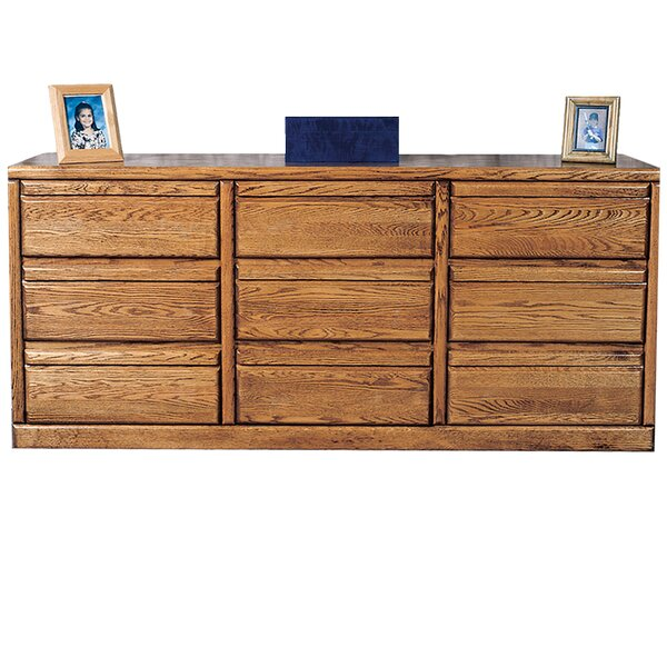 Reviews Askins 9 Drawer Dresser By Millwood Pines Purchase