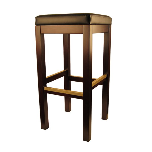 Backless 27.5 Barstool by H&D Restaurant Supply, Inc.