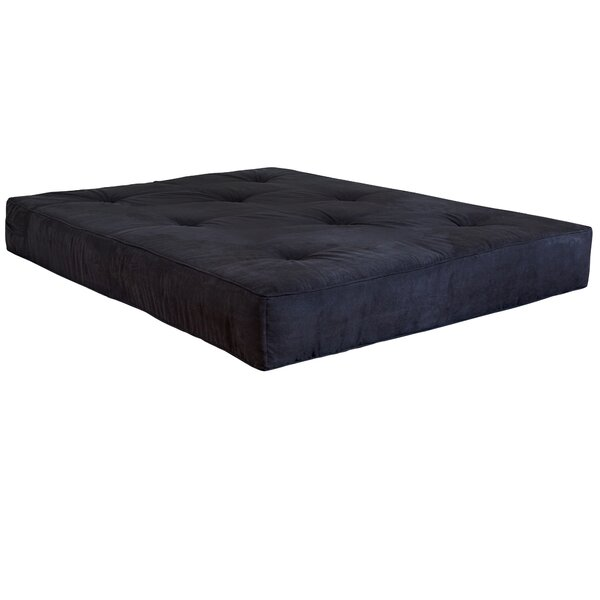 8 Coil Full Futon Mattress by Alwyn Home