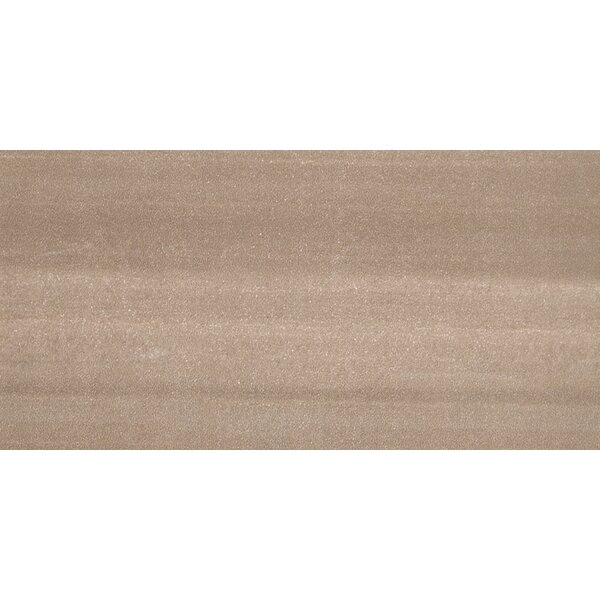 Perspective 12 x 24 Porcelain Fabric Look/Field Tile in Taupe by Emser Tile