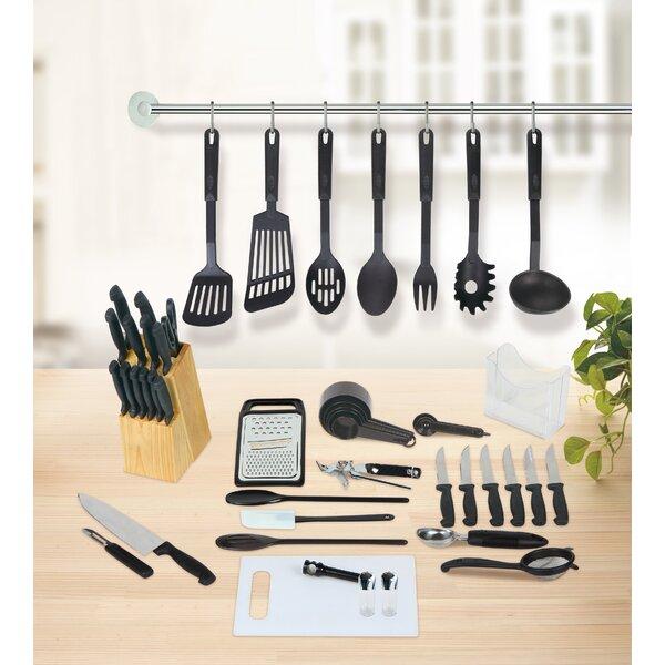 51 Piece Kitchen Essentials Set by Studio 707