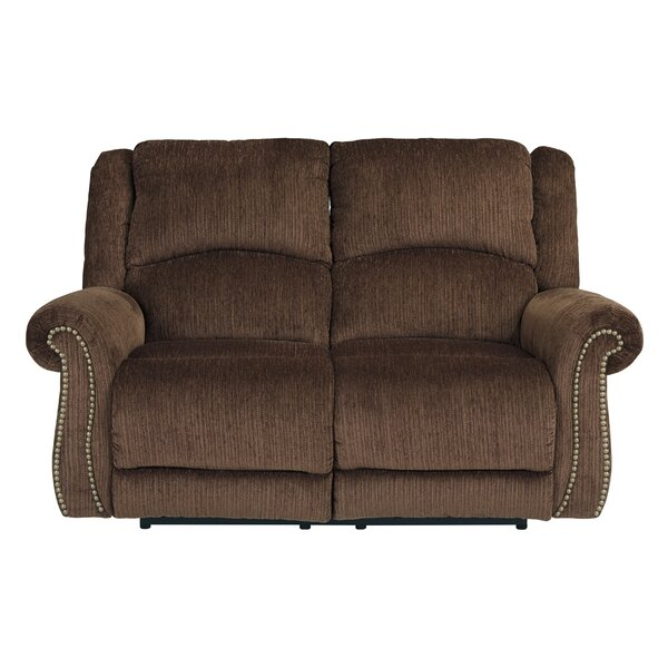 Mcdowell Reclining Loveseat by Red Barrel Studio