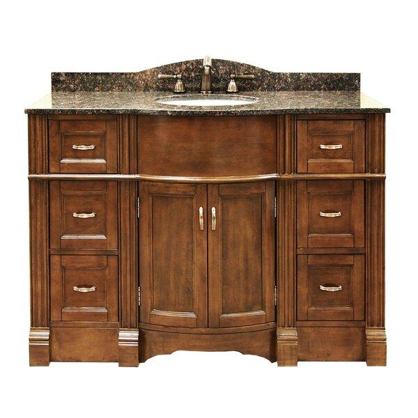 49 Single Bathroom Vanity Top by Legion Furniture