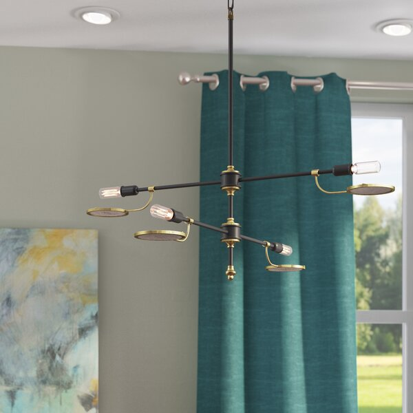 Torrence 4-Light Chandelier by Langley Street