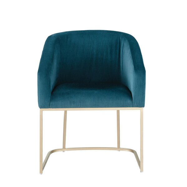 Otega Upholstered Dining Chair by Wrought Studio