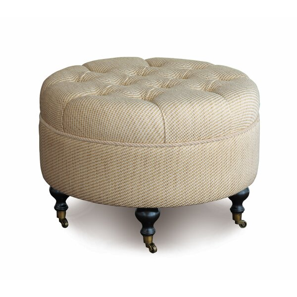 Sumba Momboro Tufted Cocktail Ottoman by Eastern Accents