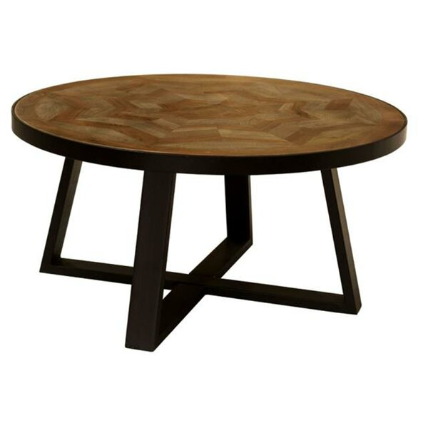 Glen Cross Legs Coffee Table By Home Accents LLC