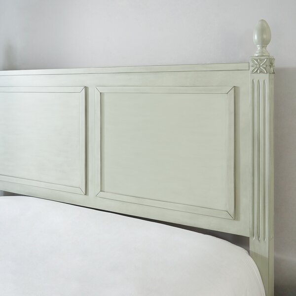 Antonio Panel Headboard by August Grove