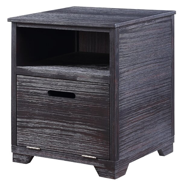 Bohannan End Table with Storage by Millwood Pines Millwood Pines