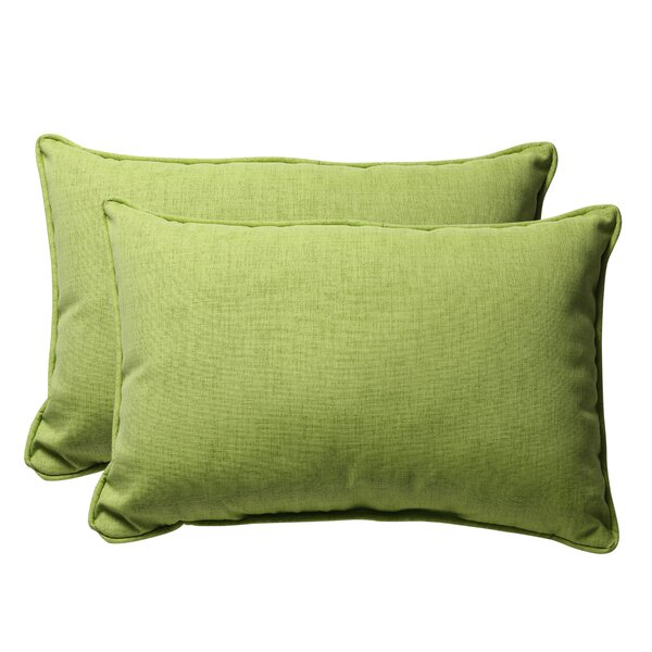 Broughton Outdoor Throw Pillow (Set of 2) by Alcott Hill| @ $58.99
