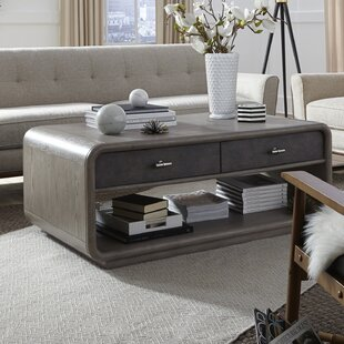 Affordable Price Pace Coffee Table ByBrayden Studio