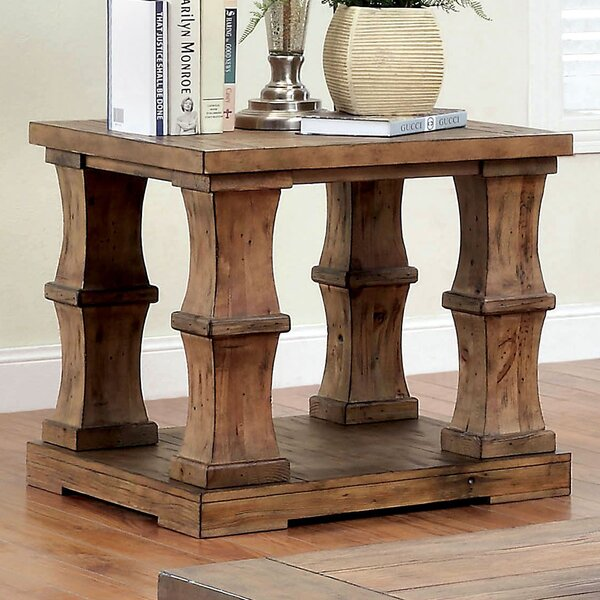 Arizona End Table by Beachcrest Home