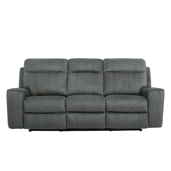 Toulouse Reclining Sofa By Winston Porter