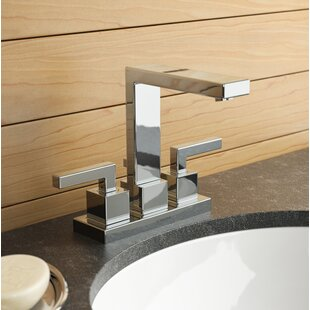 Affordable Duro Centerset Bathroom Faucet with Drain Assembly By Symmons
