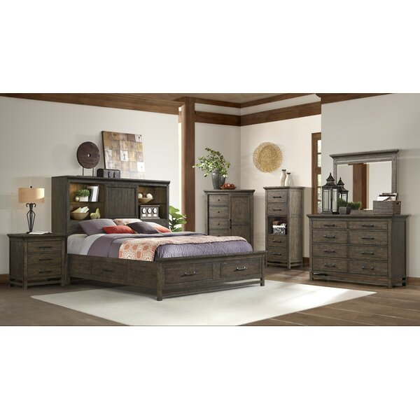 Artisan Platform Configurable Bedroom Set by Gracie Oaks