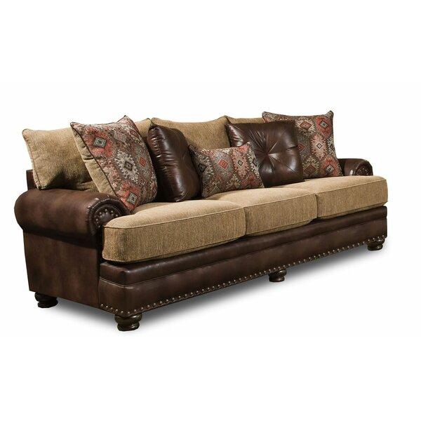 Modbury Chesterfield Sofa by Fleur De Lis Living
