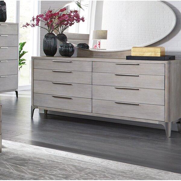 Anadarko 8 Drawer Double Dresser by Modern Rustic Interiors