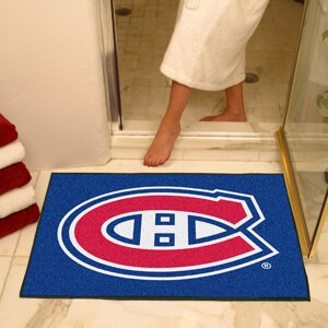 NHL - Montreal Canadiens Doormat by FANMATS