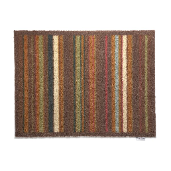 Stripe Doormat by Hug Rug