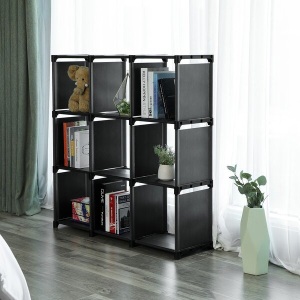Isaias Cube Bookcase By Rebrilliant