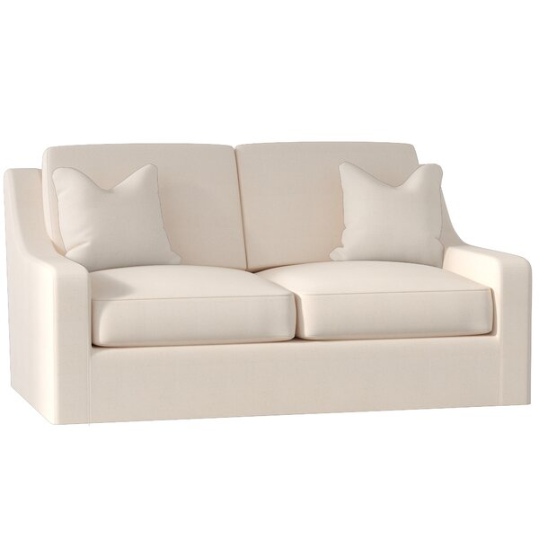 Maggie Loveseat by Wayfair Custom Upholstery™