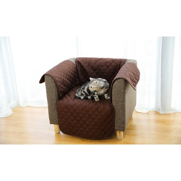 Pet Cover Seats Box Cushion Sofa Slipcover by Tucker Murphy Pet