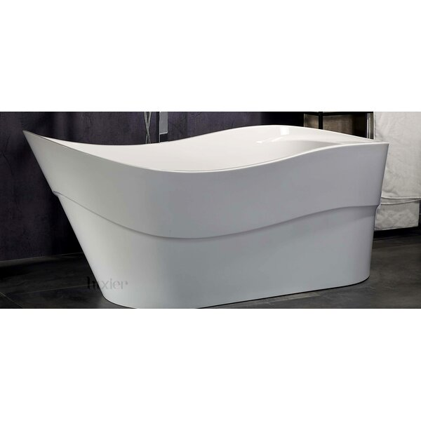 Luxury 67 x 31.5 Freestanding Soaking Bathtub by Luxier