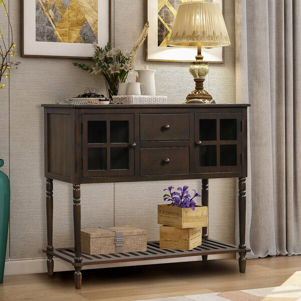 Breakwater Bay Brown Console Tables