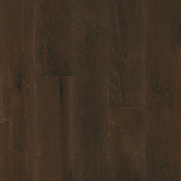American 3-1/4 Solid Oak Hardwood Flooring in Brown Bear by Armstrong Flooring