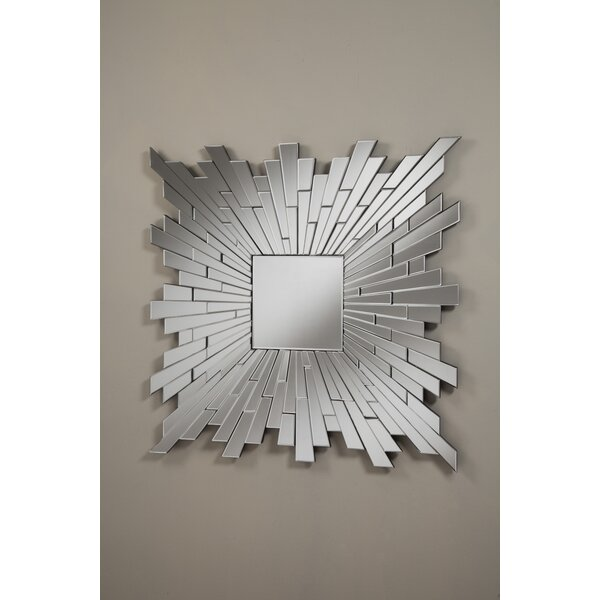 Square Wall Mirror by Best Quality Furniture