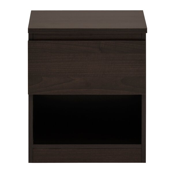 Norwell 1 Drawer Nightstand by Zipcode Design