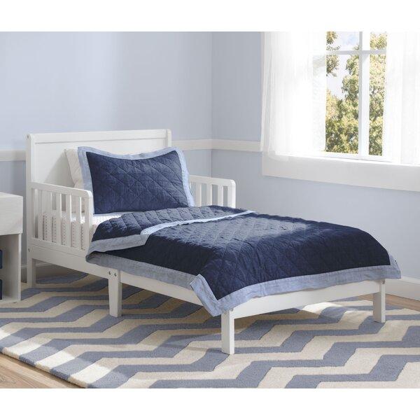 Fabio Convertible Toddler Bed by Delta Children