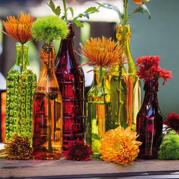 6 Piece Table vase Set by Evergreen Enterprises, Inc