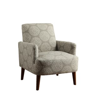 Review Eugenia Arm Chair by Bungalow Rose