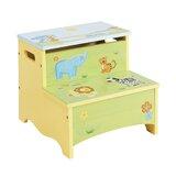 Miraculous Vintage Childrens Stool Wayfair Short Links Chair Design For Home Short Linksinfo