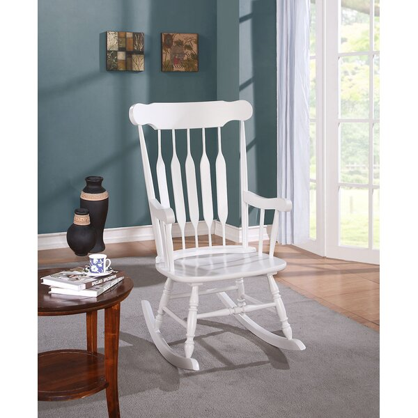 Singleton Rocking Chair by August Grove